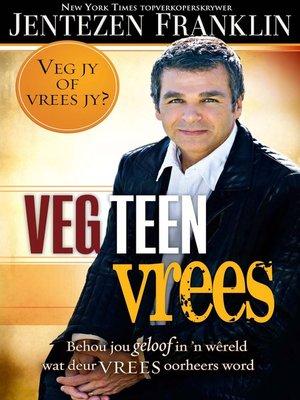 cover image of Veg teen Vrees