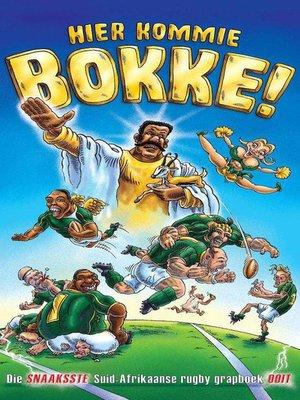 cover image of Hier kommie Bokke!