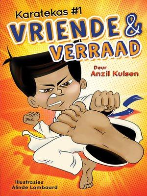 cover image of Vriende en verraad