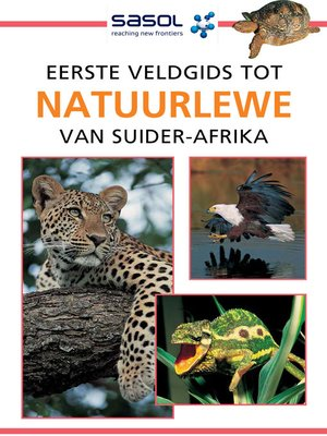 cover image of Eerste Veldgids tot Natuurlewe van Suider-Afrika