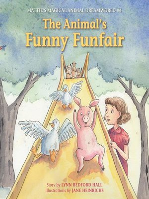 cover image of The Animals' Funny Funfair