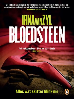 cover image of Bloedsteen