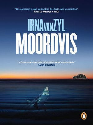 cover image of Moordvis