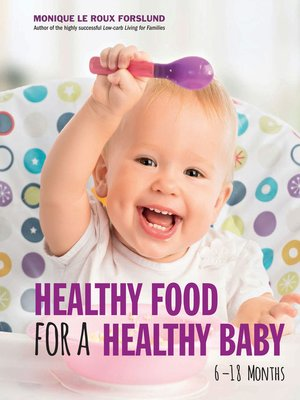 cover image of Healthy Food for a Healthy Baby