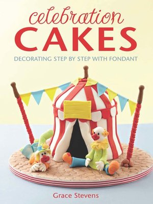 cover image of Celebration Cakes