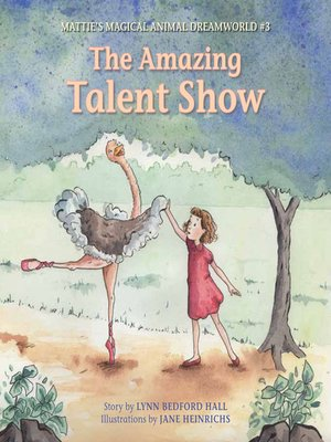 cover image of The Amazing Talent Show