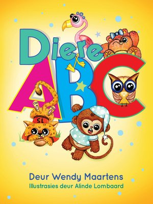 cover image of Diere-ABC