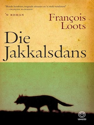 cover image of Die jakkalsdans