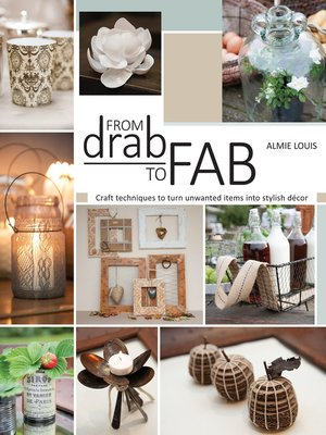 cover image of From Drab to Fab