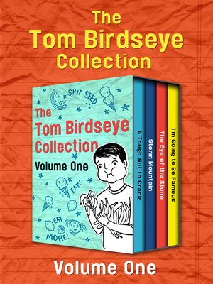 cover image of The Tom Birdseye Collection Volume One