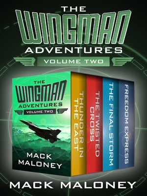 cover image of The Wingman Adventures Volume Two