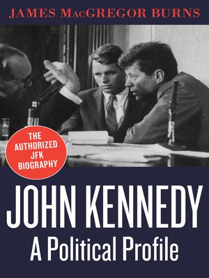 cover image of John Kennedy