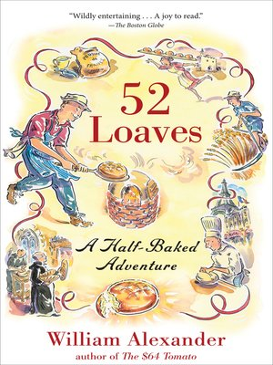 cover image of 52 Loaves