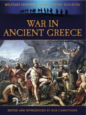 cover image of War in Ancient Greece