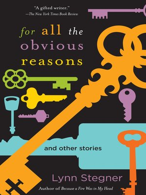 cover image of For All the Obvious Reasons