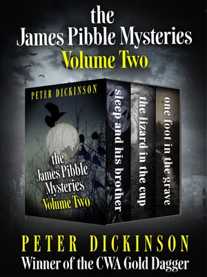 cover image of The James Pibble Mysteries, Volume 2