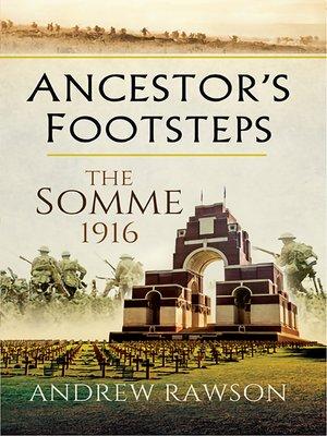 cover image of Ancestor's Footsteps
