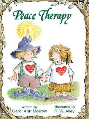 cover image of Peace Therapy
