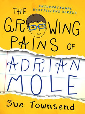 cover image of The Growing Pains of Adrian Mole