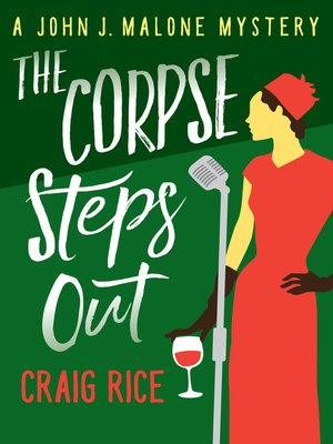 cover image of The Corpse Steps Out
