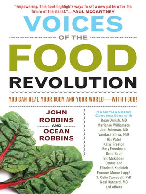 cover image of Voices of the Food Revolution