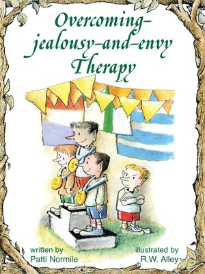 cover image of Overcoming-Jealousy-and-Envy Therapy