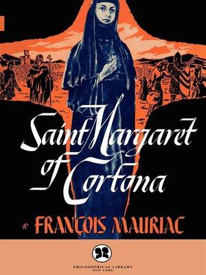 cover image of Saint Margaret of Cortona