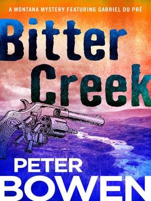 cover image of Bitter Creek