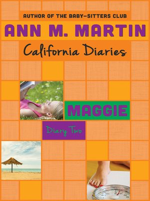cover image of Maggie: Diary Two