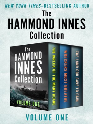 cover image of The Hammond Innes Collection Volume One