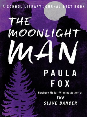 cover image of The Moonlight Man
