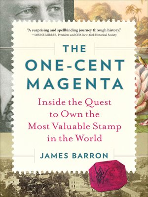 cover image of The One-Cent Magenta