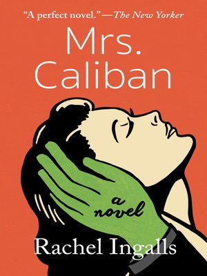 cover image of Mrs. Caliban