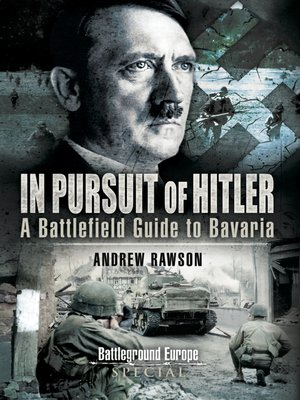 cover image of In Pursuit of Hitler