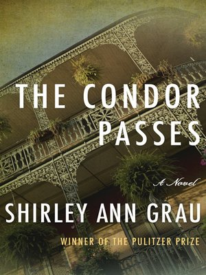 cover image of The Condor Passes