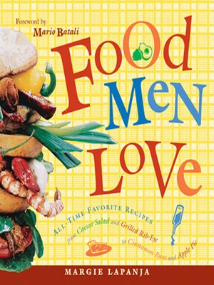 cover image of Food Men Love