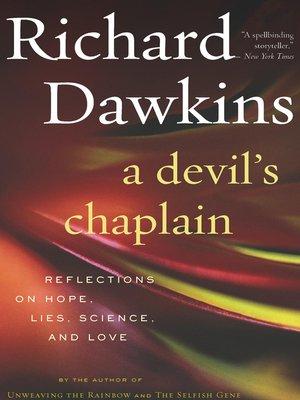 cover image of A Devil's Chaplain