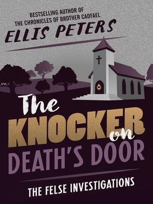 cover image of The Knocker on Death's Door