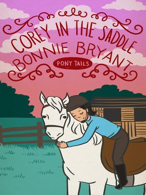 cover image of Corey in the Saddle