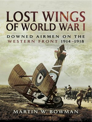 cover image of Lost Wings of WWI