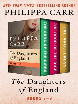 cover image of The Daughters of England Books 7–9
