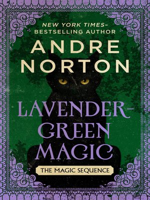 cover image of Lavender-Green Magic