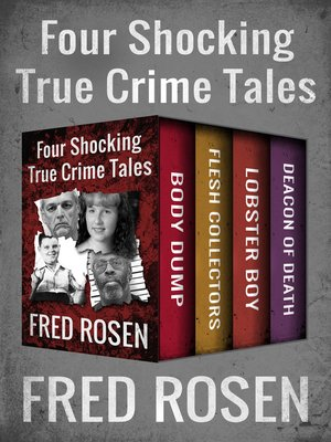 cover image of Four Shocking True Crime Tales