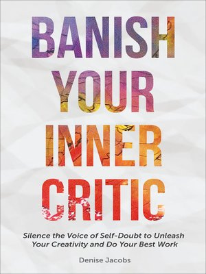 cover image of Banish Your Inner Critic