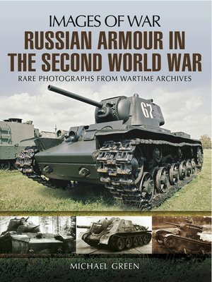 cover image of Russian Armour in the Second World War