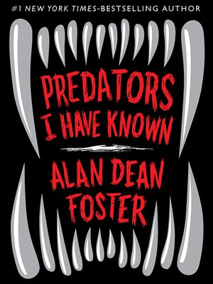 cover image of Predators I Have Known