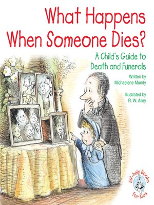 cover image of What Happens When Someone Dies?