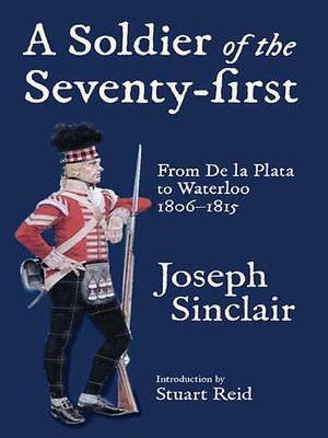 cover image of A Soldier of the Seventy-First