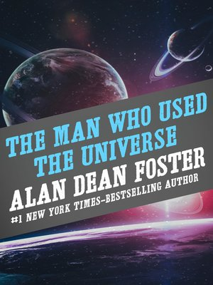 cover image of Man Who Used the Universe
