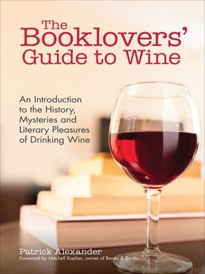 cover image of The Booklovers' Guide to Wine